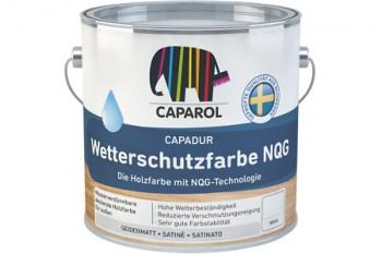 Caparol Capadur Wetterschutzfarbe NQG weiß - 0.75 L