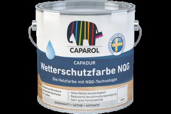 Caparol Capadur Wetterschutzfarbe NQG weiß - 2.5 L