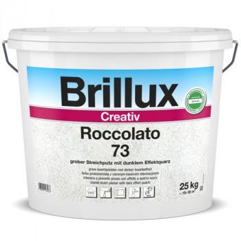 Brillux Creativ Roccolato 73 weiss - 25 kg