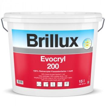 Brillux Evocryl 200 - PG 55 HBW bis 24,9 - 10 L
