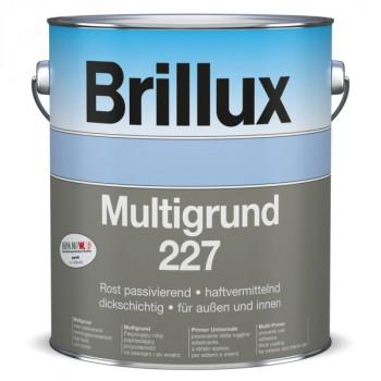 Brillux Multigrund 227 weiß - 10 L