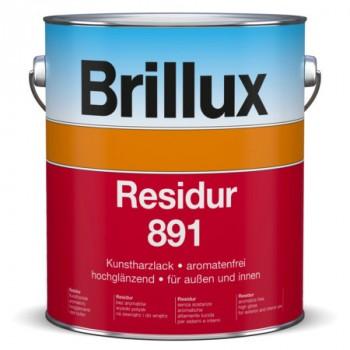 Brillux Residur 891 weiß - 0.75 L