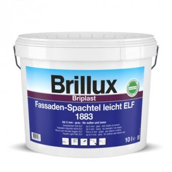 Briplast Fassadenspachtel leicht ELF 1883 Eimerware - 10 L