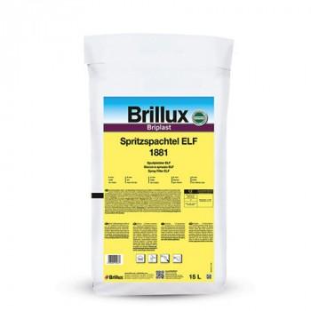 Briplast Spritzspachtel ELF 1881 Sackware - 15 L