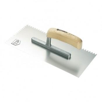 Storch Zahnkelle 280 x 130 mm Zahnung 8 x 8 mm