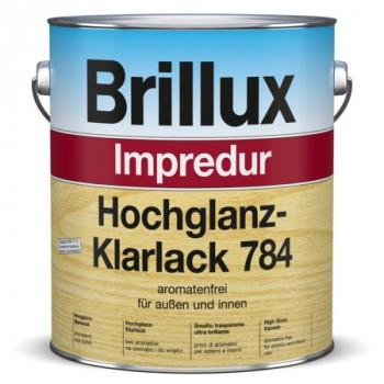 Brillux Impredur Hochglanz-Klarlack 784 - 0.375 L