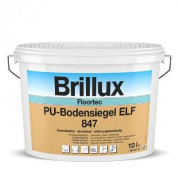 Floortec PU-Bodensiegel ELF 847 - 7030 steingrau - 10 L