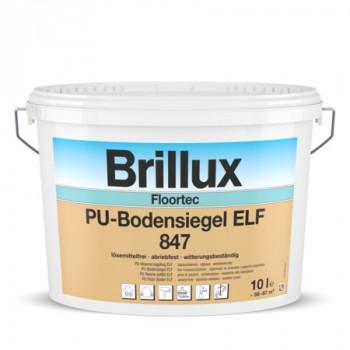 Floortec PU-Bodensiegel ELF 847 - 7030 steingrau - 2.5 L