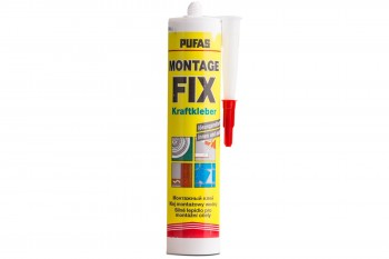 Pufas Montage-Fix Kraftkleber
