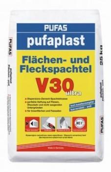 Pufas pufaplast Flächen- und Fleckspachtel V 30 - 25 kg