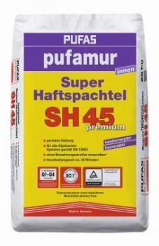 Pufas pufamur Super-Haftspachtel SH 45 - 25 kg