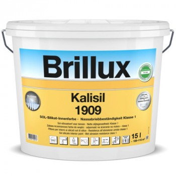 Brillux Kalisil 1909 weiß - 15 L