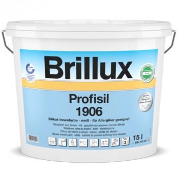 Brillux Profisil 1906 farbig - PG 44 HBW 25 bis 64,9 - 15 L