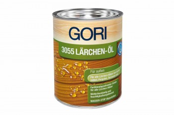 Gori Lärchen-Öl - 2.5 L