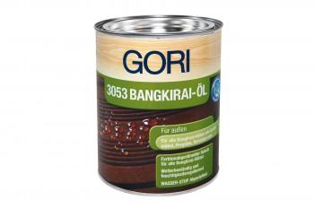 Gori Bangkirai-Öl - 2.5 L