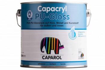 Caparol PU-Gloss weiß - 0.75 L