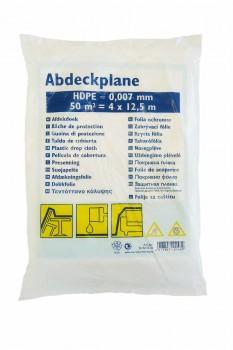 Abdeckfolie 4 m x 12.5 m