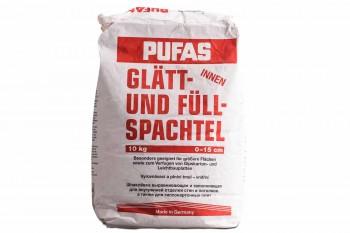 Pufas Glätt- und Füllspachtel - 5 kg
