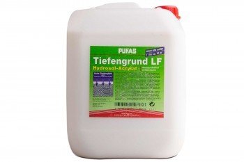 Pufas Tiefengrund LF Hydrosol-Acrylat - 5 L