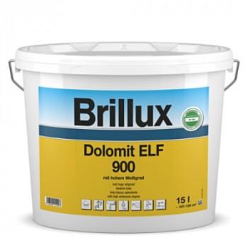 Brillux Dolomit ELF 900 weiß - 10 L