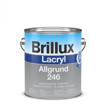 Brillux Lacryl Allgrund 246 weiß - 3 L
