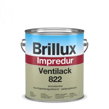Brillux Impredur Ventilack 822 weiß - 0.75 L