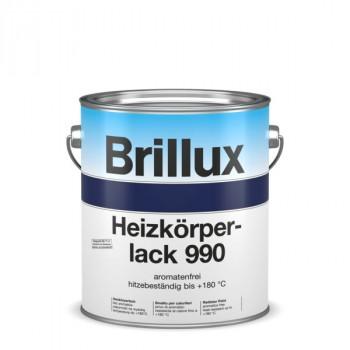 Brillux Heizkörperlack 990 weiß - 0.375 L