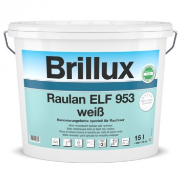 Brillux Raulan ELF 953 weiß