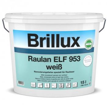 Brillux Raulan ELF 953 weiß - 10 L