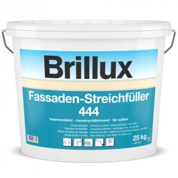 Brillux Fassaden-Streichfüller 444 weiß - 25 kg