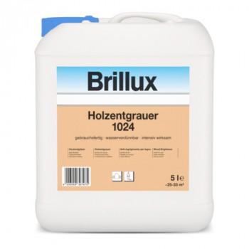 Brillux Holzentgrauer 1024 - 5 L