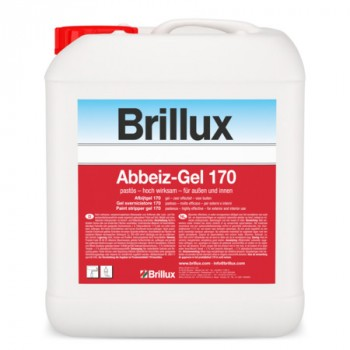Brillux Abbeiz-Gel 170 - 10 L