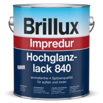 Brillux Impr.HG-Lack 840 farbig - PG 44 HBW 25 bis - 0.375 L