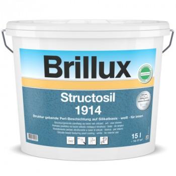 Brillux Structosil 1914 weiß - 15 L