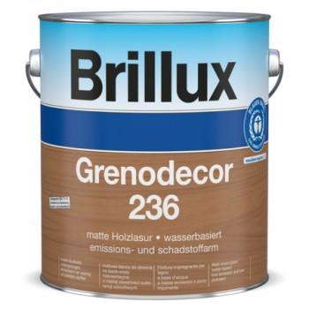 Brillux Grenodecor 236 - Ebenholz 03.LA.03 - 0.75 L