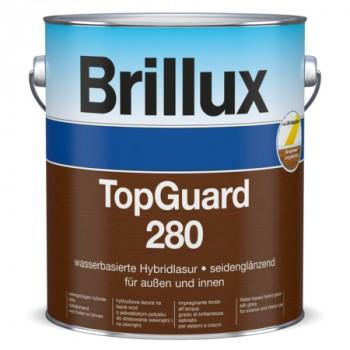 Brillux TopGuard 280 - Ebenholz - 3 L