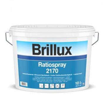 Brillux Ratiospray 2170 Protect weiß - 10 L