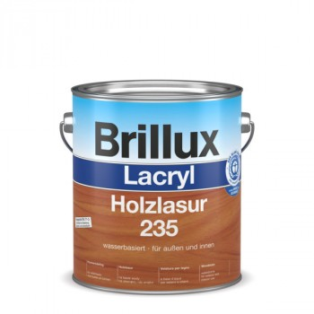 Brillux Lacryl Holzlasur 235
