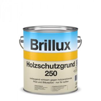 Brillux Holzschutzgrund 250 farblos