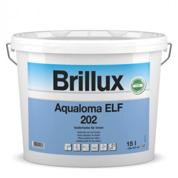 Brillux Aqualoma ELF 202 weiß - 5 L