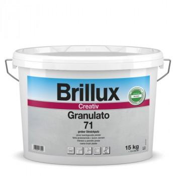 Brillux Creativ Granulato 71 weiß - 25 kg