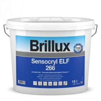 Brillux Sensocryl ELF 266 stumpfmatt weiß