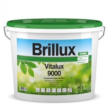 Brillux Vitalux 9000 weiss - 15 L