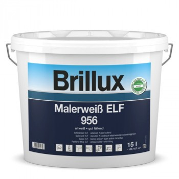 Brillux Malerweiß ELF 956 altweiß - 10 L