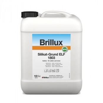 Brillux Silikat-Grund ELF 1803 farblos - 10 L