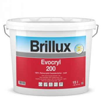 Brillux Evocryl 200 weiß - 10 L - Protect