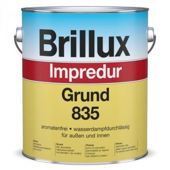 Brillux Impredur Grund 835 weiß Protect - 3 L