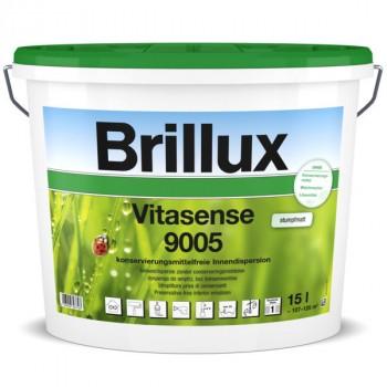 Brillux Vitasense 9005 weiß - 5 L