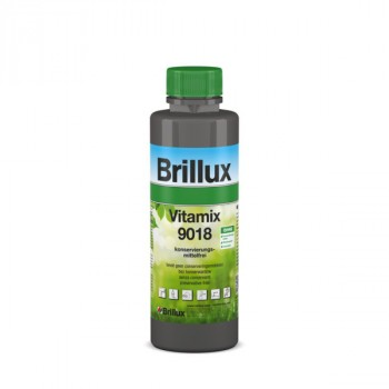 Brillux Vitamix 9018 - black olive - 0.5 L