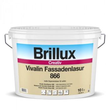 Brillux Creativ Vivalin Fassadenlasur 866 - 2.5 L